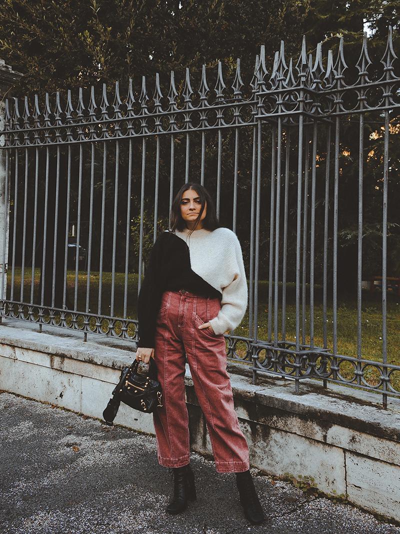 Flaviana Boni jeans rosa Asos