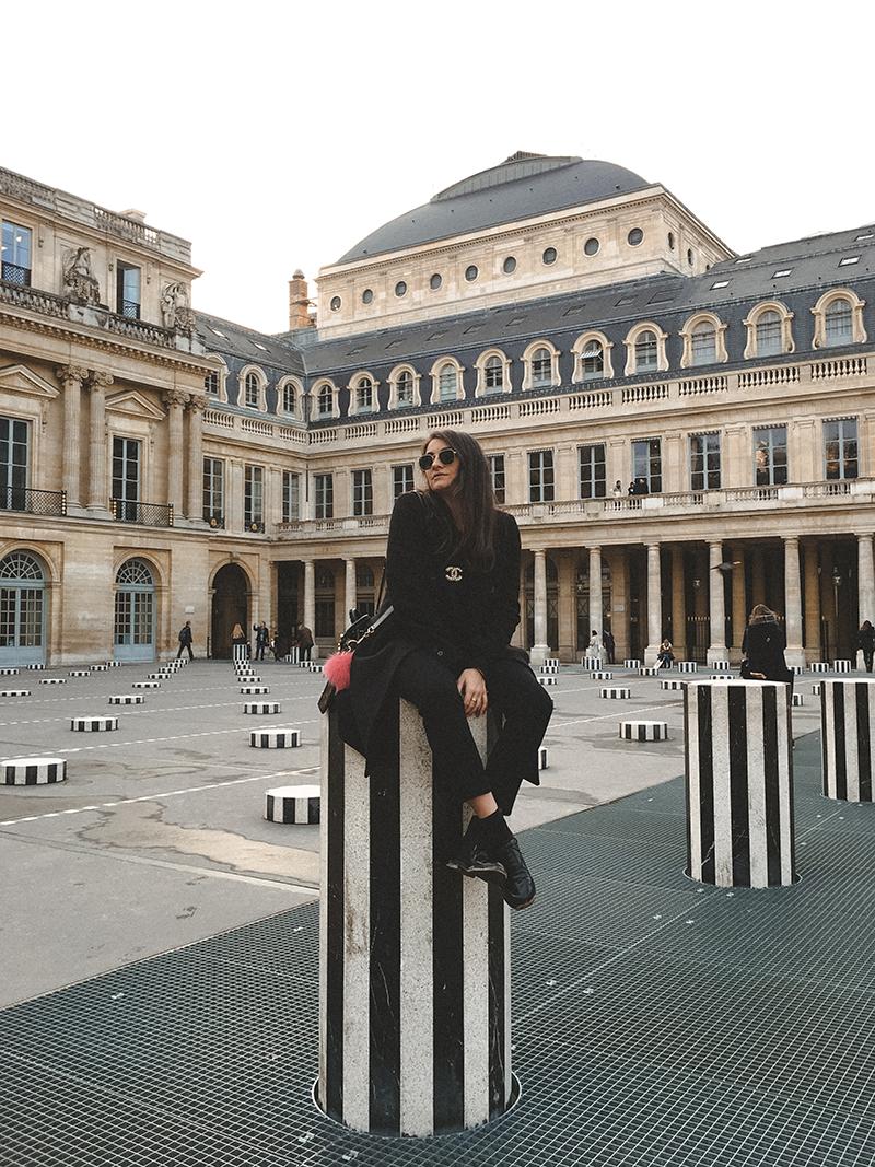 flaviana boni viaggio parigi