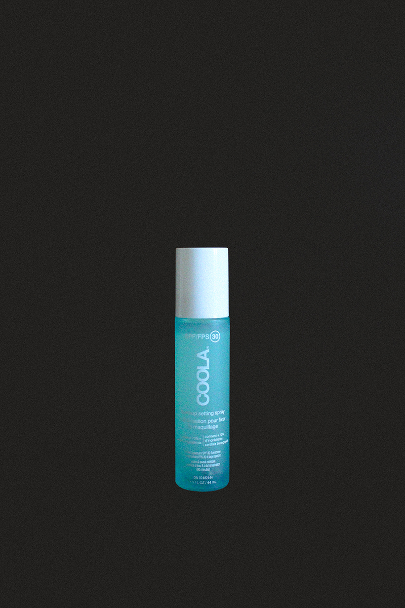coola spray make up spf 30